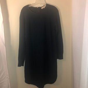 Loft Blue Sweater Dress
